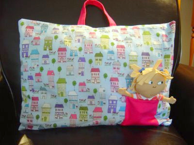 Pillowcase Sewing Project