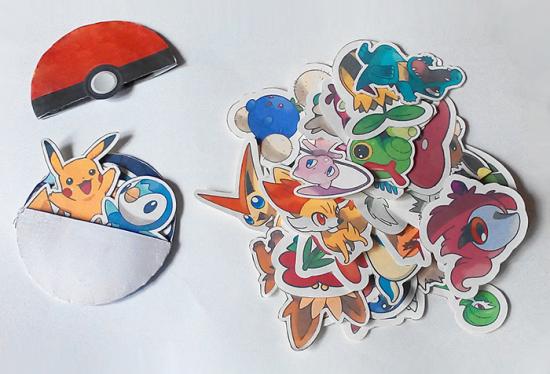 Pokémon Printable