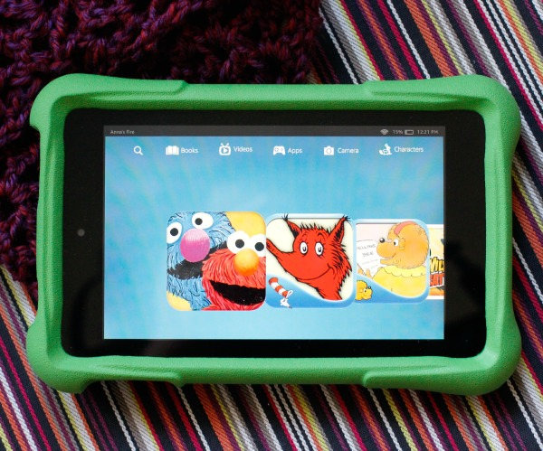 10 Interactive eBooks for Kids on tablet
