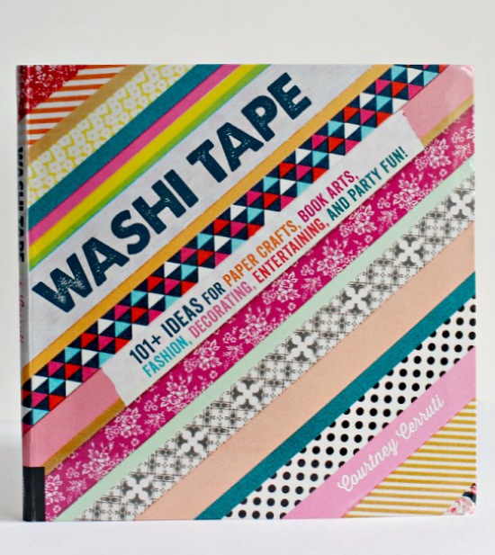 101 Washi Tape Crafts Idea Book