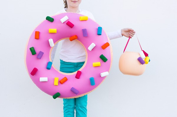 13 Doughnut Recipes and Crafts Costume