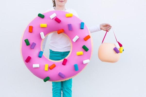 13 Doughnut Recipes and Crafts Costume