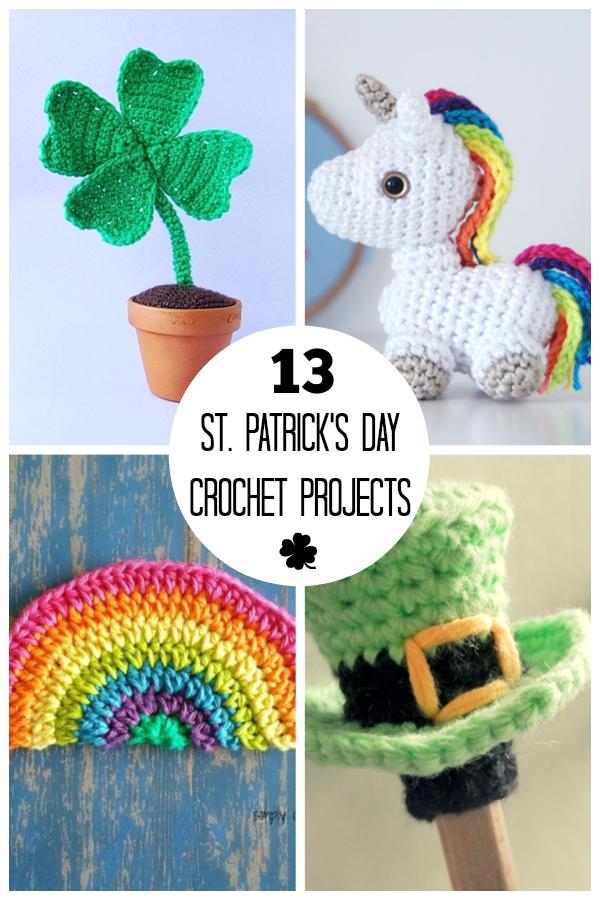 13-St.-Patricks-Day-Crochet-Projects