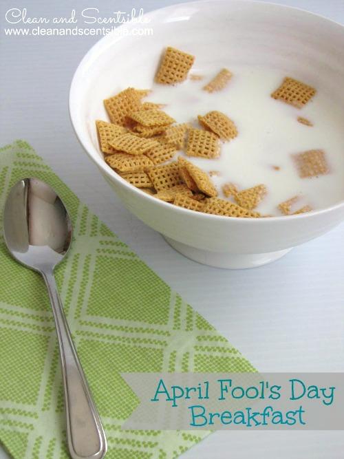 13 Tricks for an April Fool's Day Treat Breakfast