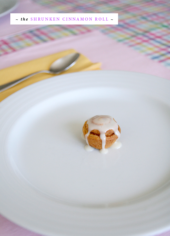 13 Tricks for an April Fool's Day Treat Cinnamon Roll