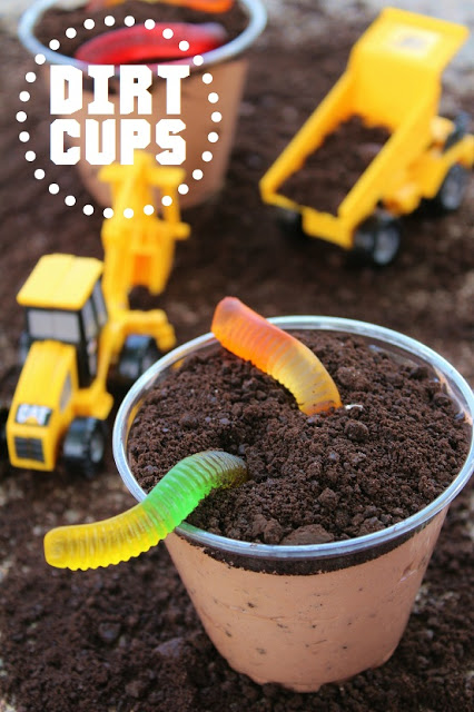13 Tricks for an April Fool's Day Treat Dirt Cups