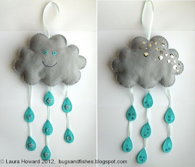 14 Rainy Day Inspired Projects to Make Cloud Mobile