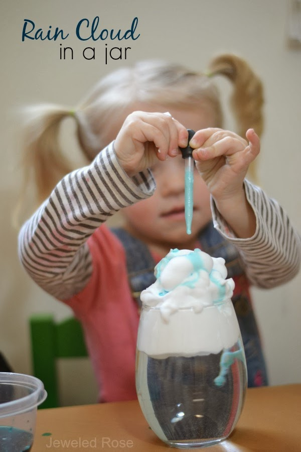 14 Rainy Day Inspired Projects to Make Experiment