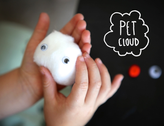 14 Rainy Day Inspired Projects to Make Pet Cloud