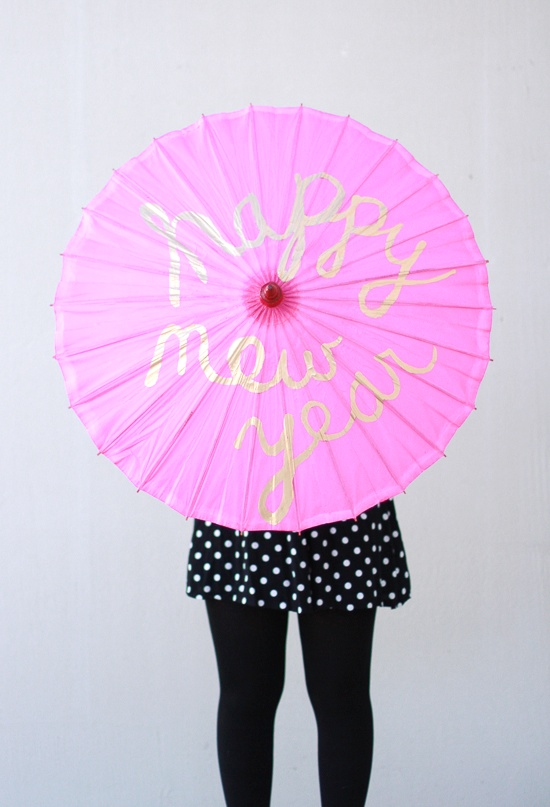 14 Rainy Day Inspired Projects to Make Umbrella