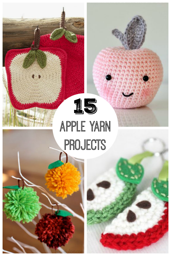 15-Apple-Yarn-Projects