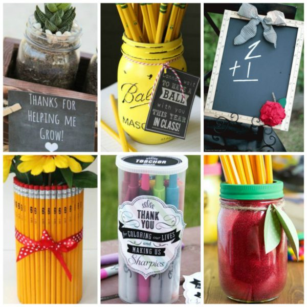 15 Back To School Diy Teacher Gifts Make And Takes