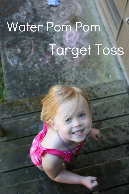 15 DIY Water Toys to Make for Summer Target Toss Game