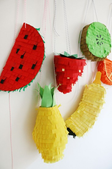15 DIYs to Make for National Watermelon Day Pinata