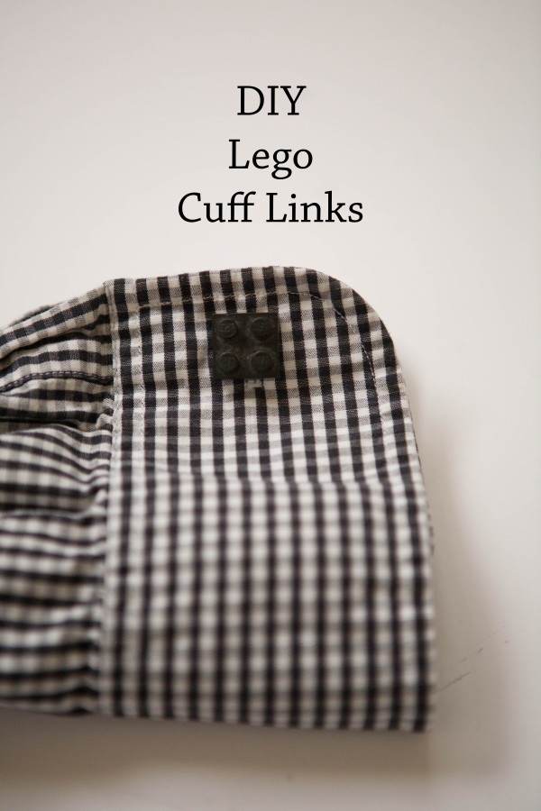 15 Ideas for a Lego Movie Party Cufflinks