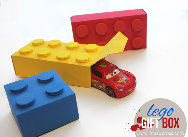 15 Ideas for a Lego Movie Party Gift Boxes