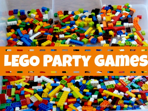 Celebrate With 15 Lego Movie Party Ideas | Make and Takes