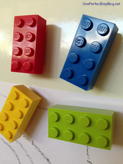 15 Ideas for a Lego Movie Party Lego Magnets