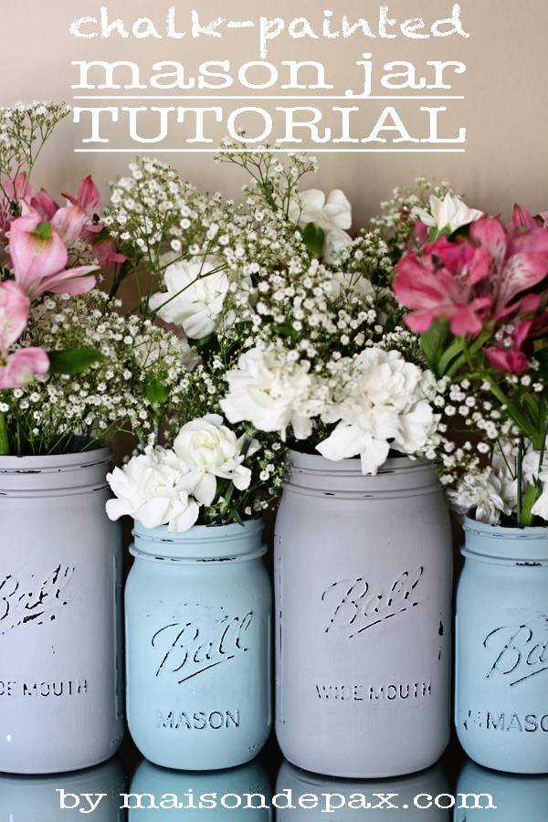 20 Diy Vases To Make For Spring Flowers Make And Takes