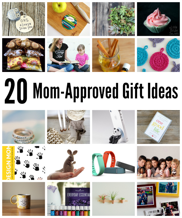 20 Mom Approved Gift Ideas For Mother 39 S Day Make And Takes