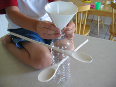 Bird Feeder Funnel
