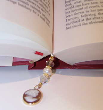 Beautiful Beaded Bookmark