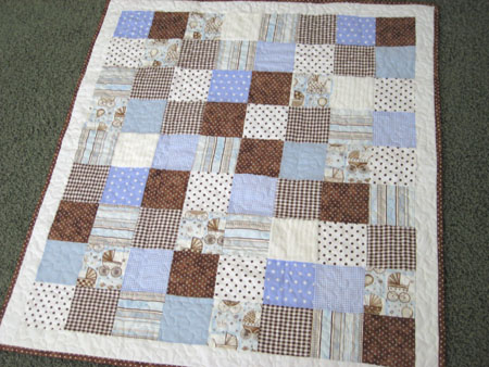 Baby Quilts for Girls | AllPeopleQuilt.com