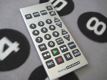 Large Remote Control
