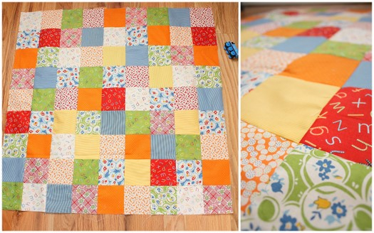 Quilt Along Series: Piecing Cut Fabric Squares | Make and Takes : fabric quilting - Adamdwight.com