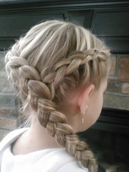 The Y Dutch Braid