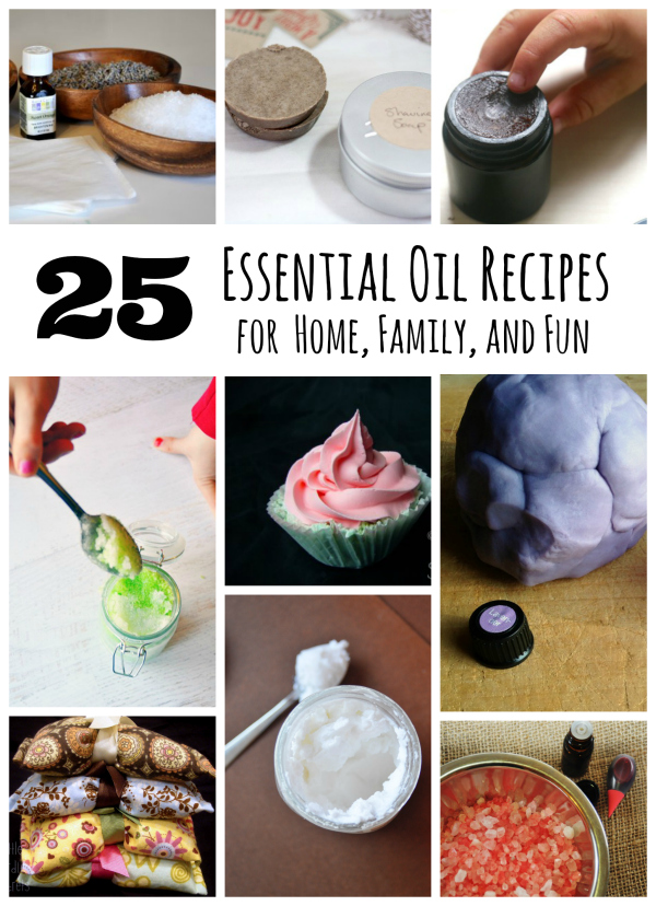 Using Essential Oils For Home Family And Fun Make And