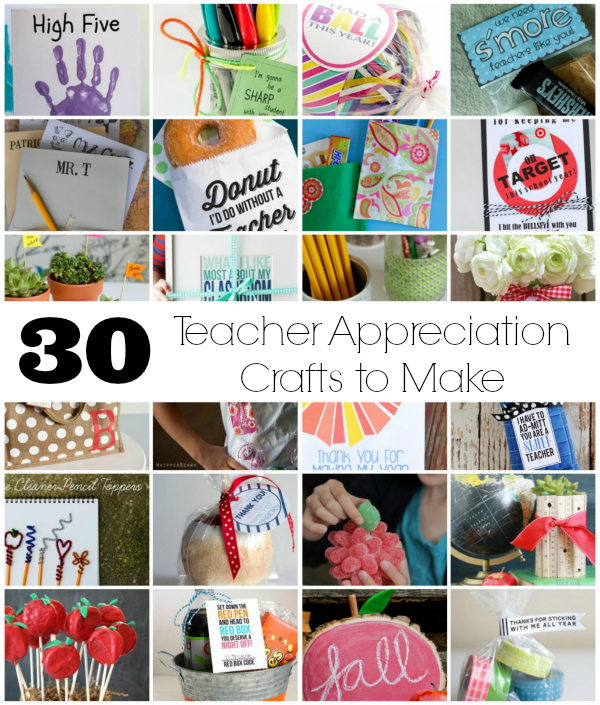 thank you teacher craft ideas 30 crafts to make for appreciation week make and 7229