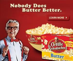 Popcorn Family Time