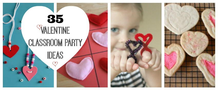 35 Valentine Classroom Party Ideas for Kids