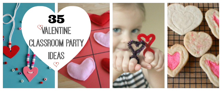 Toddler Classroom Valentine Ideas ~ Fun valentine activities for middle school students