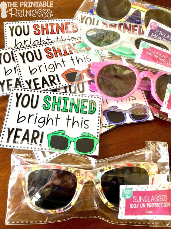 Sunglasses Gift