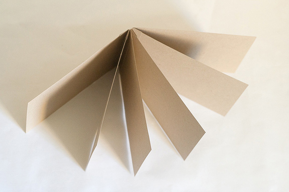 Make a Mini Paper Album for Fun