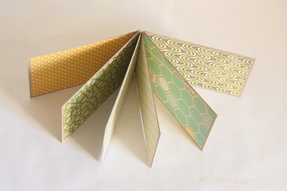 Make a Mini Paper Album From Scratch