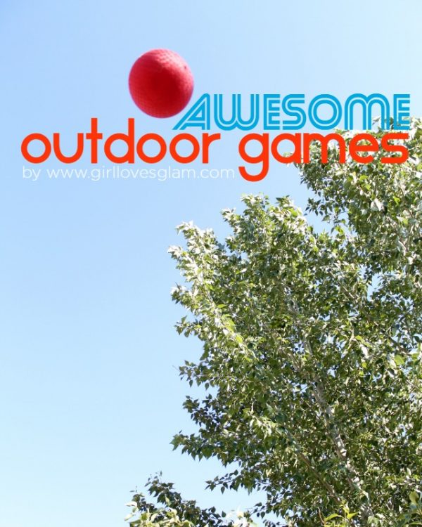 5 Awesome Outdoor Games to Play with Kids