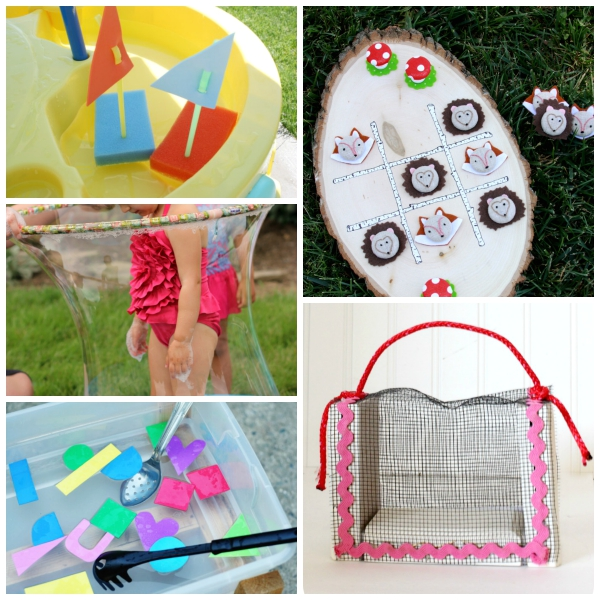 5 Crafts to Get Out and Play this Summer