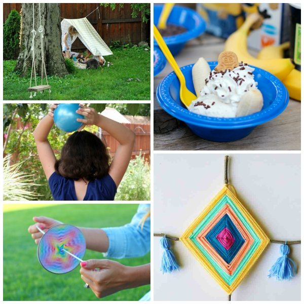 5 Family Friendly Ideas to Get Out and Play this Summer