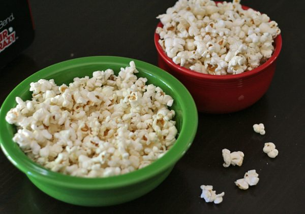 Popcorn 5 senses activity for kids