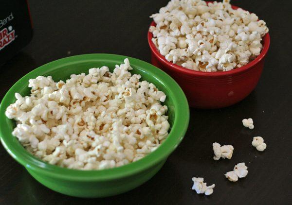Popcorn 5 senses activity for kids