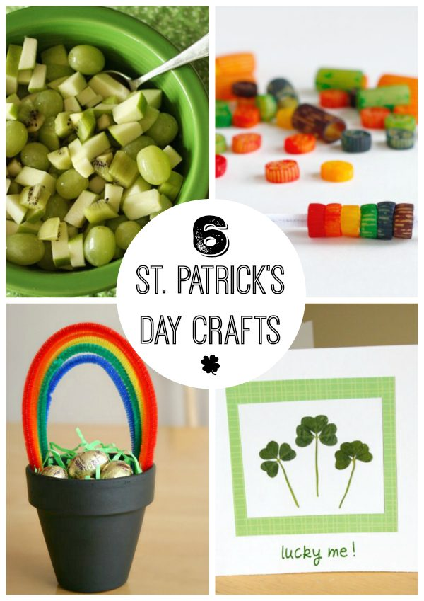 6 St. Patrick's Day Crafts for Kids