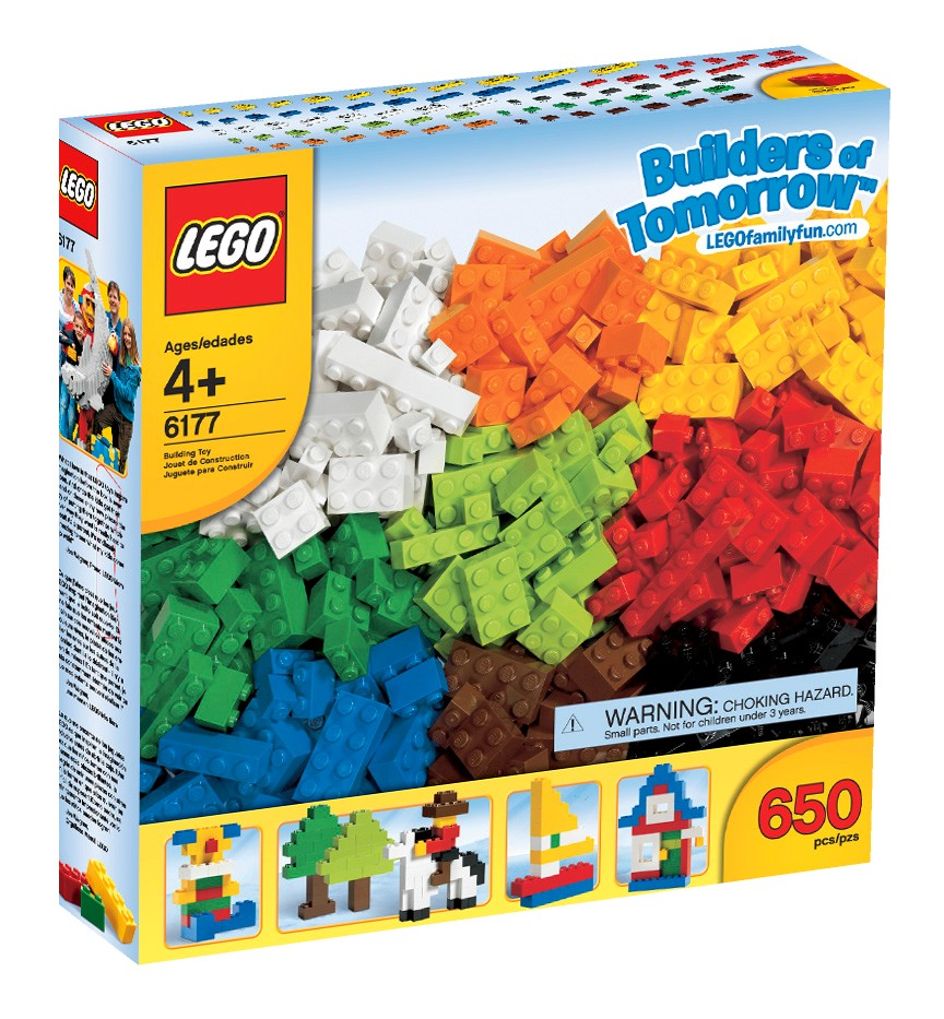 LEGO Builders of Tomorrow Box