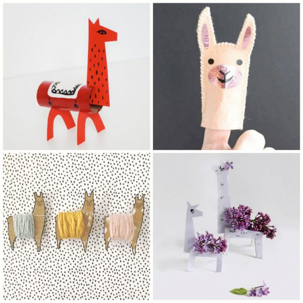 9 DIY Ideas for Llama Crafts