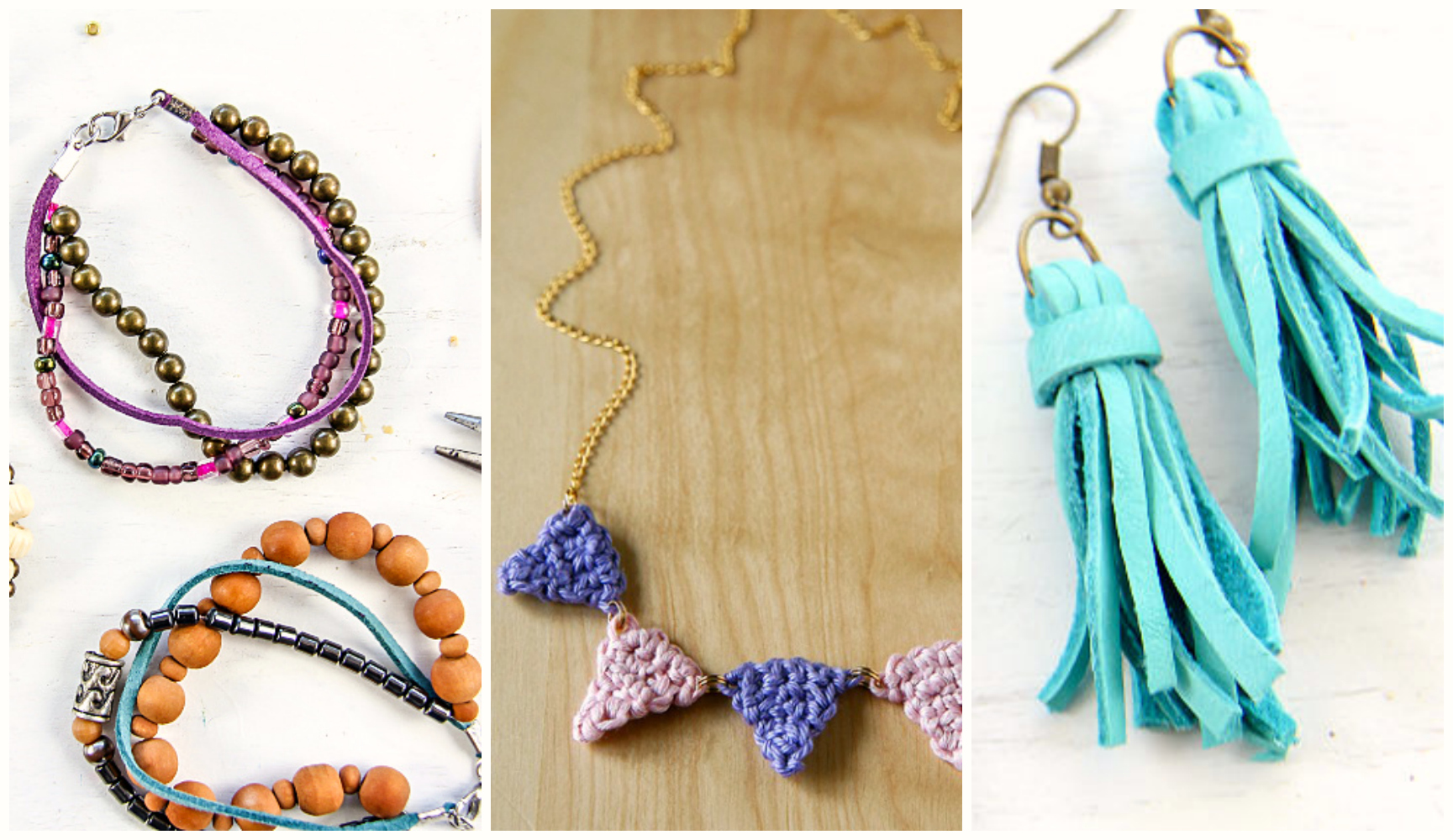 9 DIY Jewelry Gifts to Make for Holiday Giving