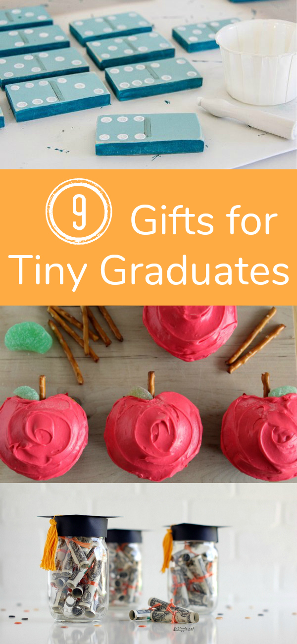 9 Gifts for Give Tiny Graduates