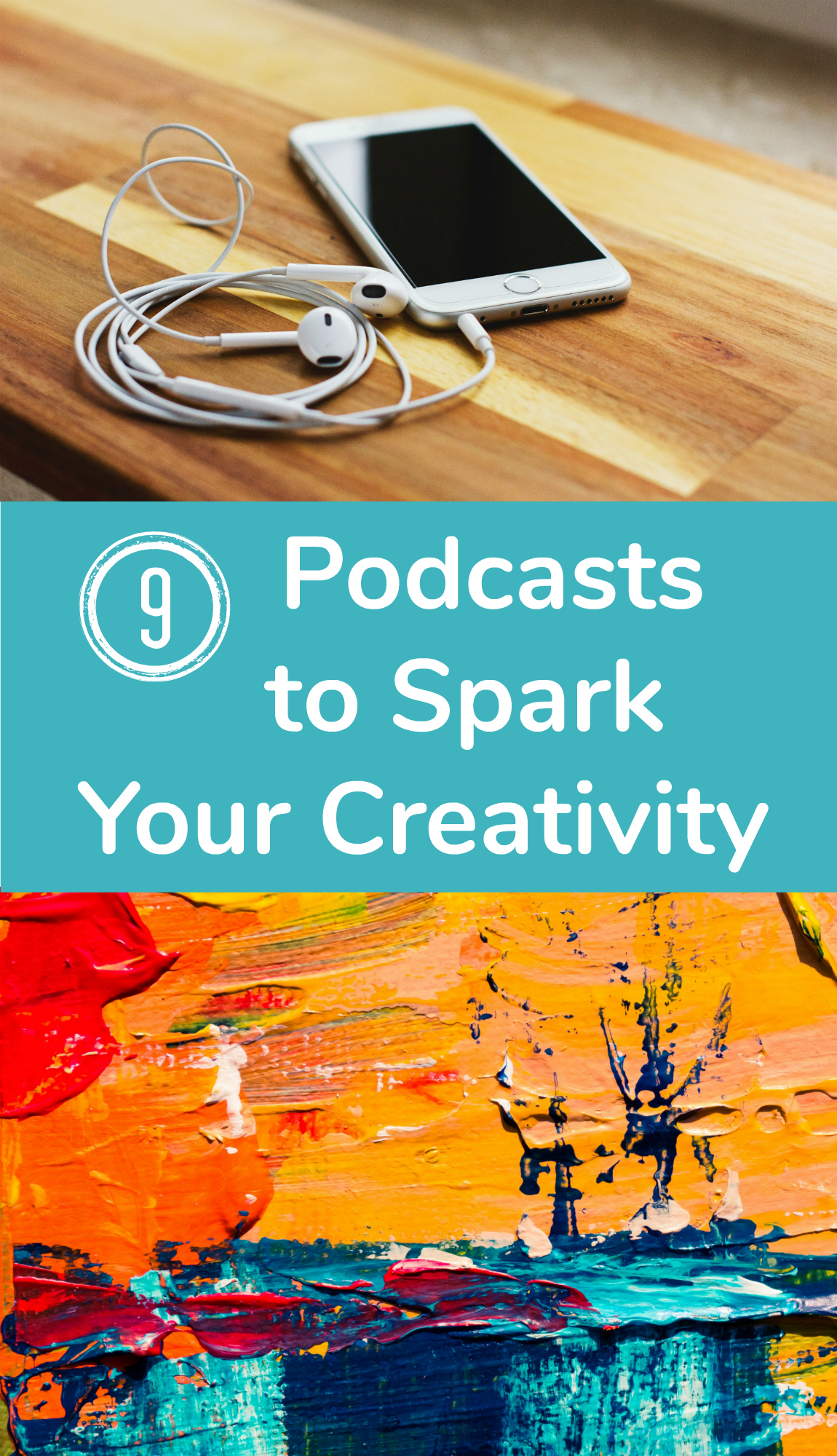 9 Podcasts to Spark Your Creativity