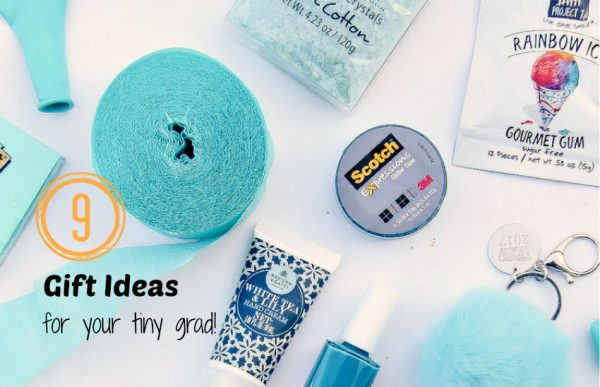 9 gift ideas for your tiny graduates